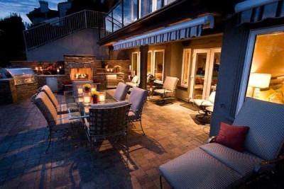 Courtenay Outdoor Kitchen Design by Groundforce
