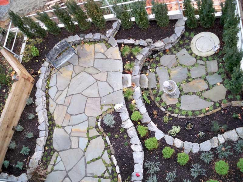 Courtenay Landscape Company - Flag Stone Installation Services