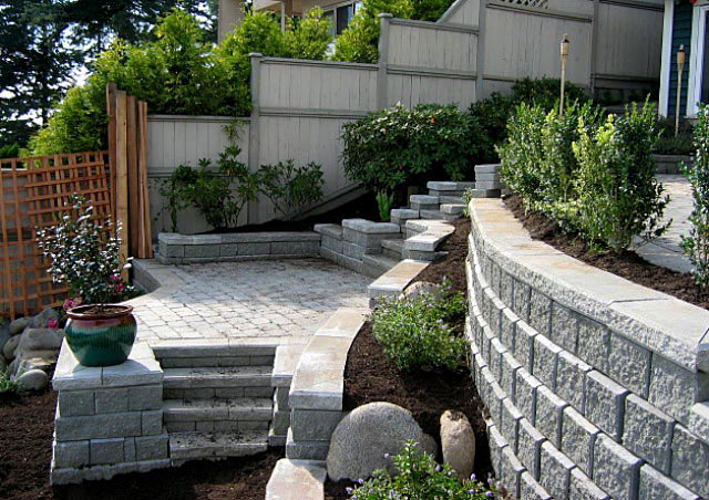 Courtenay Retaining Wall Installation by Groundforce