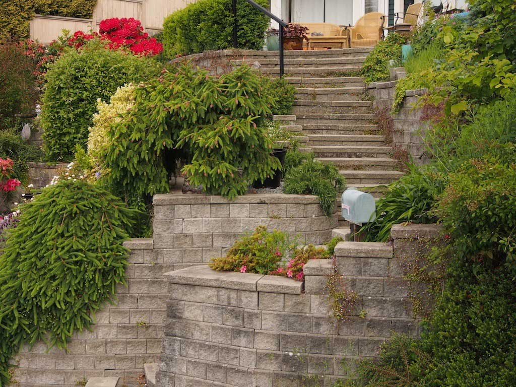 Groundforce Landscape Services - Retaining Walls, Flag Stones, Pavers, Water Features