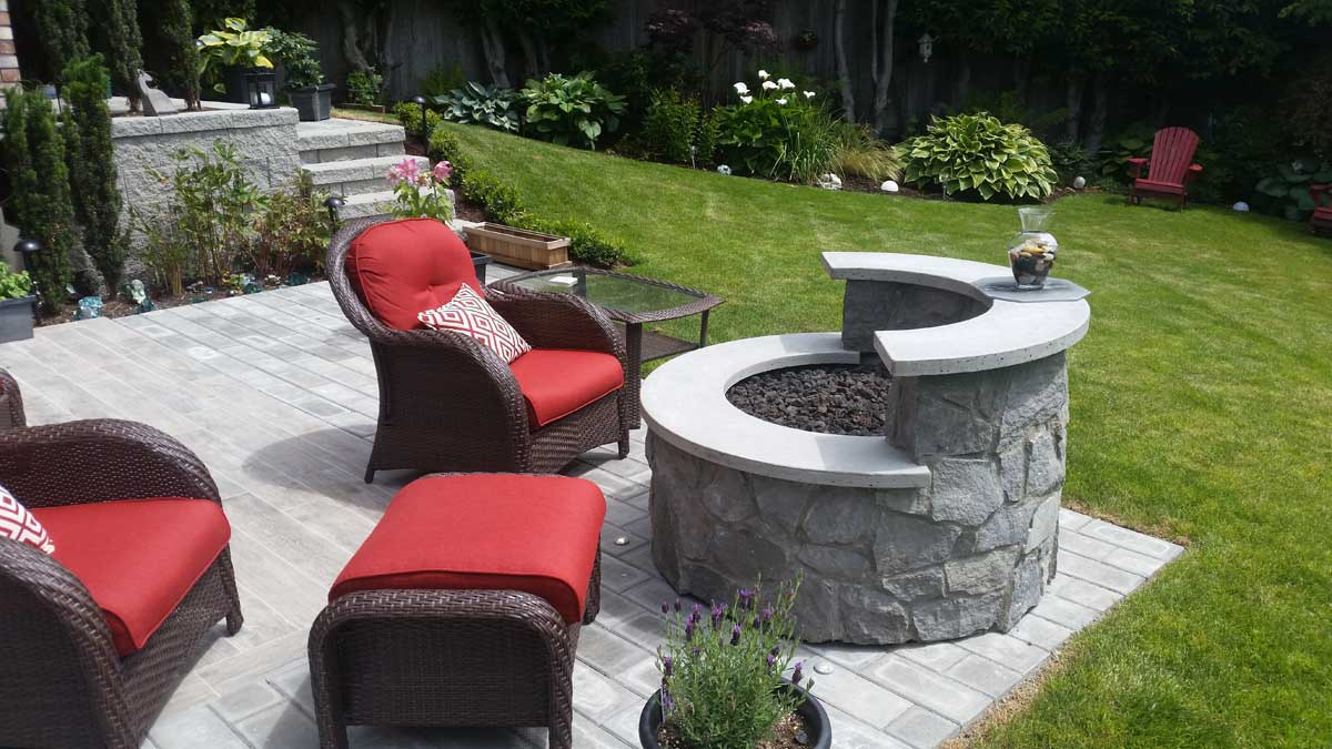 Groundforce Natural Stone Masonry & Hardscaping Services